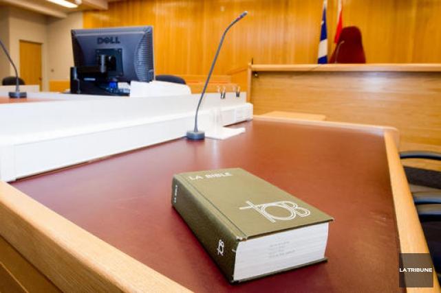 Accusé de diverses accusations à caractère sexuel sur des mineurs, Gaétan... (Archives La Tribune, Jessica Garneau)