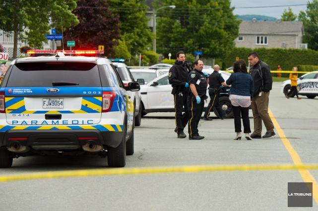 Les deux victimes alléguées d'Alexandre Martineau sont sorties du coma provoqué... (Archives La Tribune, Jessica Garneau)