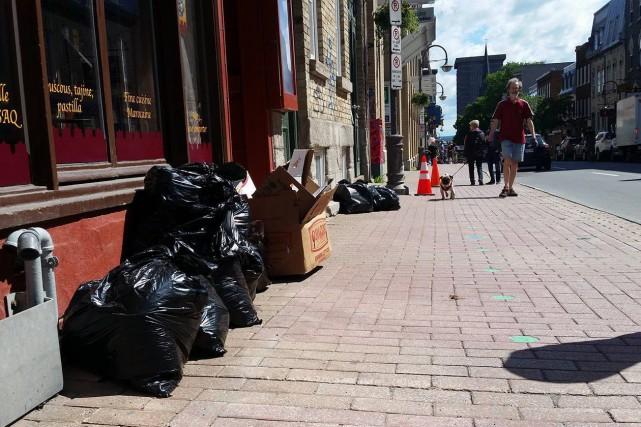 La Ville de Québec a modifié l'horaire de... (Courtoisie)
