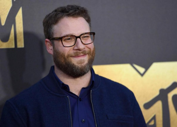 Seth Rogen présentera le film Sausage Party le 30 juillet... (photo Jordan Strauss, archives associated press)
