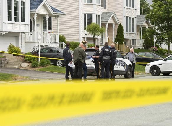 Les deux victimes alléguées d'Alexandre Martineau sont sorties... (Spectre Média, Jessica Garneau)