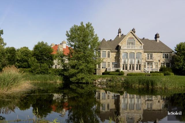 Le prix médian d'une maison située à proximité... (Photothèque Le Soleil)