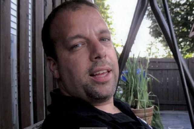 Yves Cyr, 41 ans, est disparu le 7décembre... (Courtoisie)