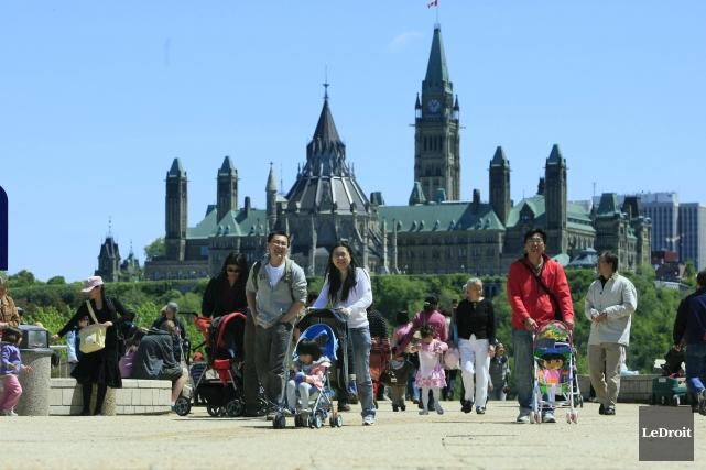 La région d'Ottawa-Gatineau s'annonce comme une destination de choix pour les... (Archives, LeDroit)
