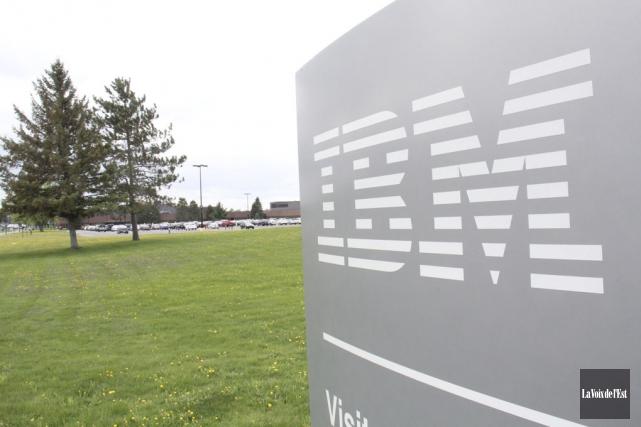 IBM avait modifié en 2006 le régime de... (Janick Marois, archives La Voix de l'Est)