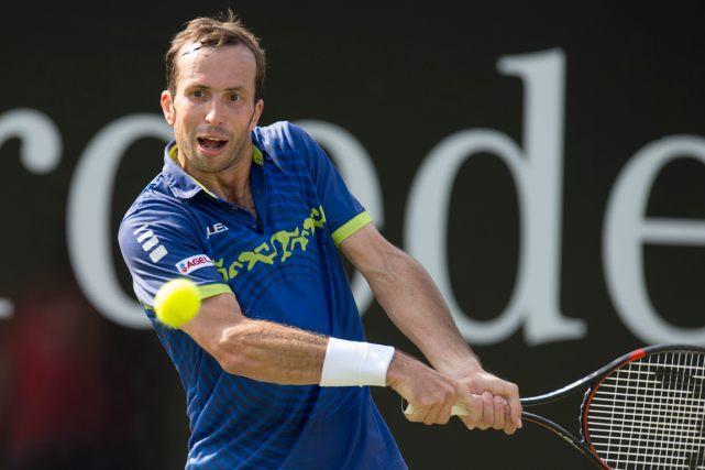 Radek Stepanek... (Photo Thomas Kienzle, archives AFP)