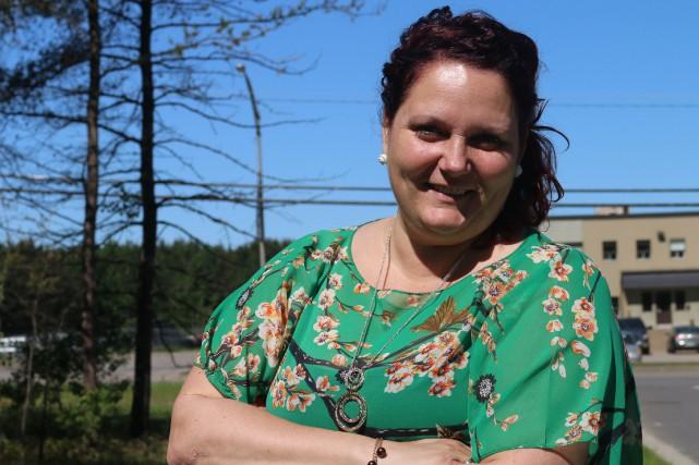 Caroline Bérubé devient la nouvelle présidente de la... (Photo: Audrey Tremblay)