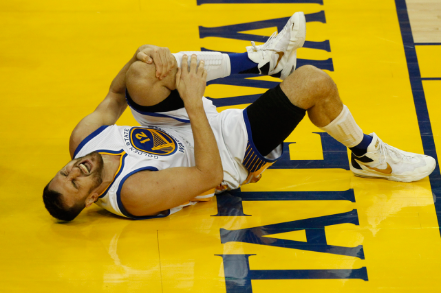 Andrew Bogut... (Photo Cary Edmondon, USA Today)