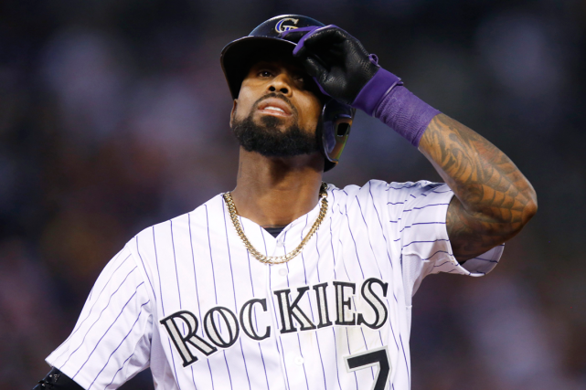 Jose Reyes... (Photo David Zalubowski, AP)
