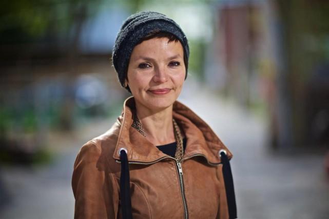 Anaïs Barbeau-Lavalette est la porte-parole de la premièreJournée... (André Pichette, Archives La Presse)