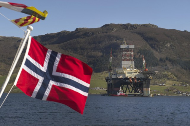 La Norvège, bien que plus gros producteur de... (PHOTO Kristian Helgesen, ARCHIVES Bloomberg)