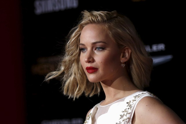 Jennifer Lawrence... (Photo Mario Anzuoni, archives reuters)