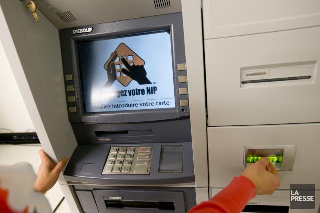 Ces changements surviennent alors que les banques sont... (PHOTO ARCHIVES LA PRESSE)