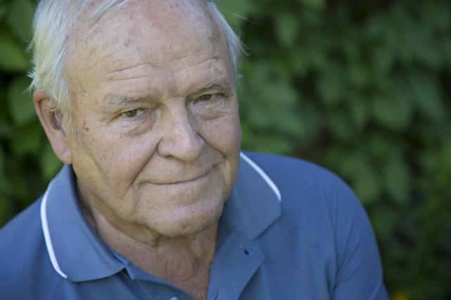 L'ancien maire de Rock Forest Laurent Boudreau a... (Spectre Média, René Marquis)