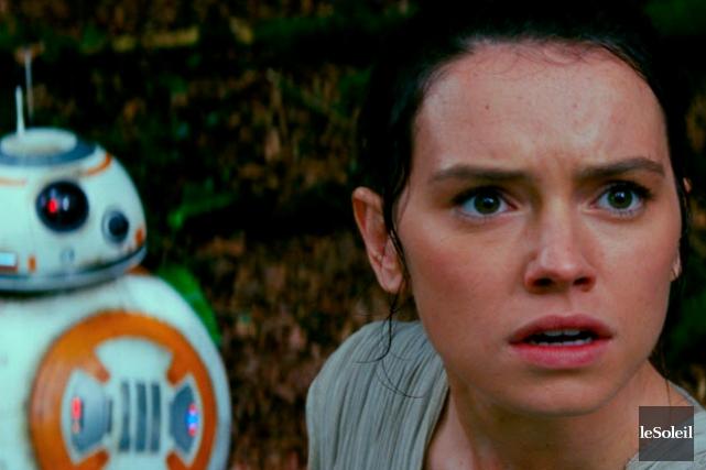 Star Wars : le réveil de la force... (Photothèque le Soleil)