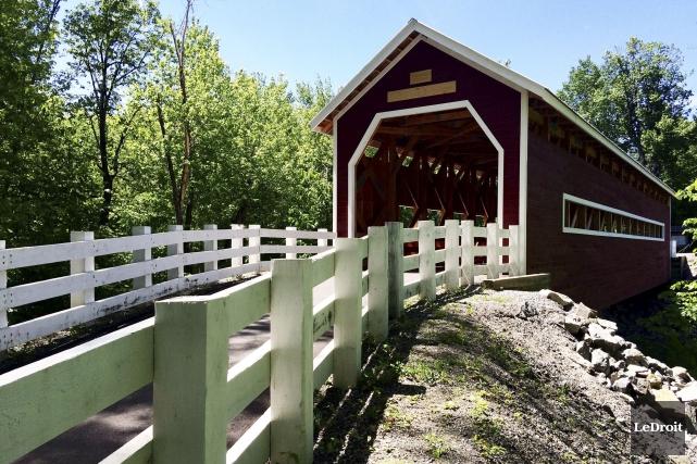 Le pont Brabant-Philippe... (Etienne Ranger, LeDroit)