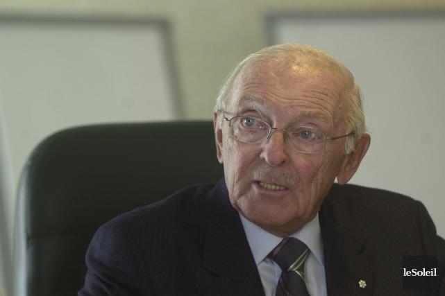 Le président du conseil d'administration du fonds de... (Photothèque Le Soleil)