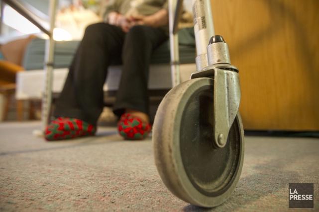 Le vieillissement n'est pas une maladie, mais tout... (archives La Presse)