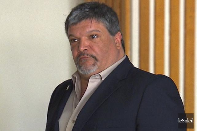 Le maire de Baie-Trinité, Denis Lejeune, reconnu coupable... (Photothèque Le Soleil)