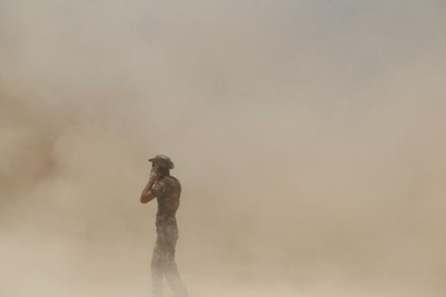 Ce nouvel incident survient quelques jours après la... (Photo Reuters)