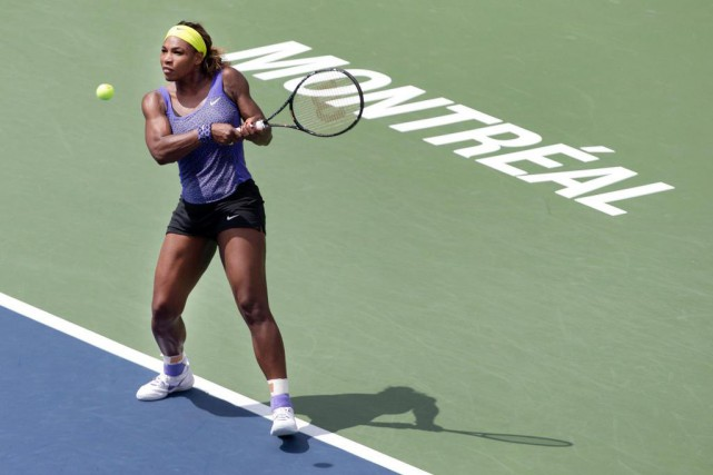Les amateurs de tennis montréalais seront heureux du... (PHOTO ROBERT SKINNER, archives LA PRESSE)