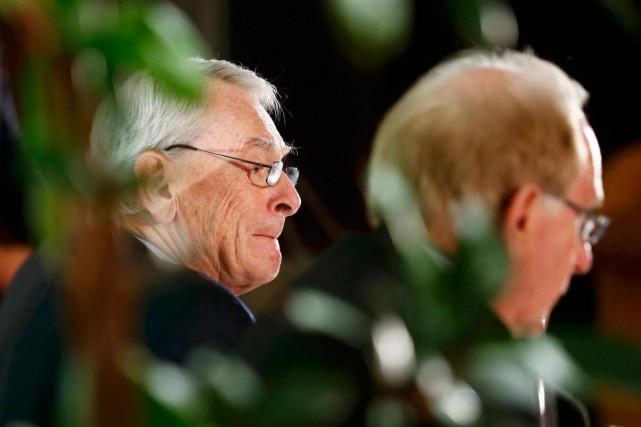 Dick Poundest l'auteur d'un rapport dévastateur sur l'athlétisme... (PhotoMichael Dalder, archives Reuters)