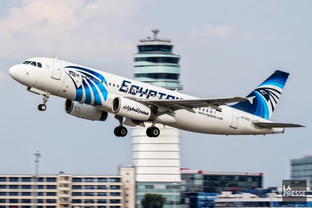 Un Airbus A320 d'EgyptAir s'est abîmé dans la... (PHOTO Thomas Ranner, ARCHIVES AP)