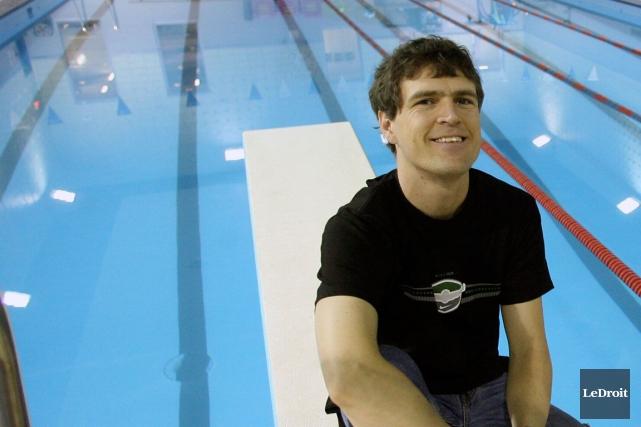 l'ex-directeur général du Club aquatique de l'Outaouais, Gilbert... (Archives, LeDroit)