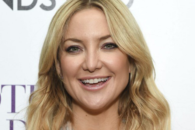 Kate Hudson... (Photo Evan Agostini, archives Associated Press)