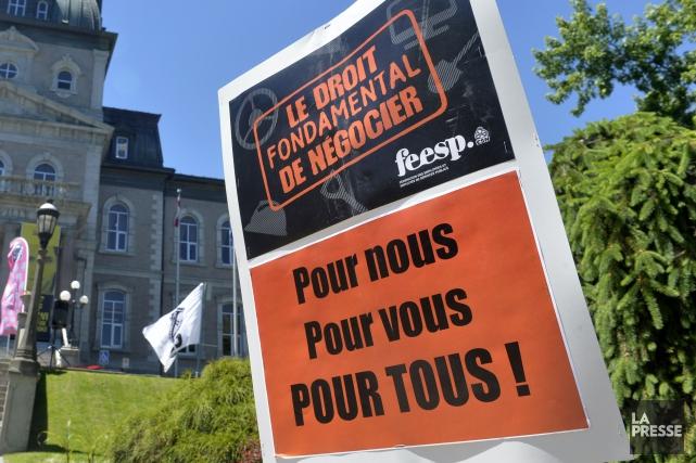 Le président de l'Union des municipalités du Québec (UMQ), Bernard Sévigny,... (Spectre Média, Maxime Picard)