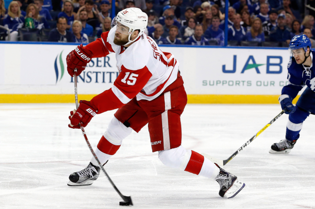 Riley Sheahan... (Photo Kim Klement, USA Today)