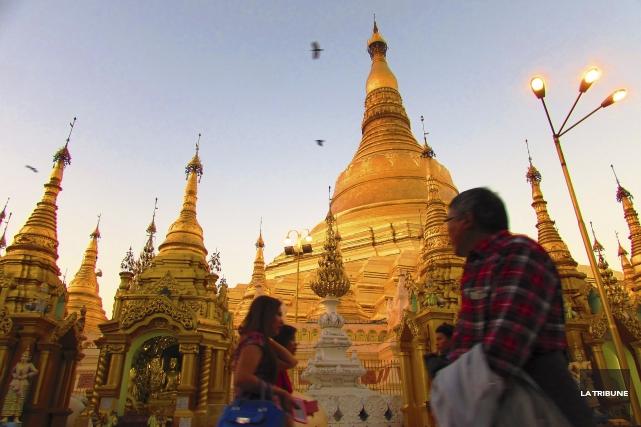 Avant de visiter la Birmanie, et son impressionnante... (La Tribune, Jonathan Custeau)