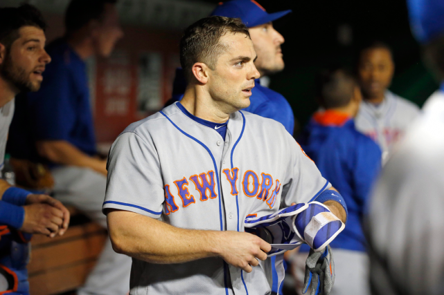 David Wright... (Photo Alex Brandon, AP)