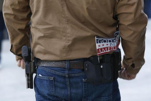 «Aujourd'hui, on peut interdire à un citoyen américain... (PHOTO JASON REDMOND, agence france-presse)