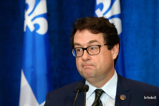 Bernard Drainville a démissionné en juin.... (Photothèque Le Soleil)