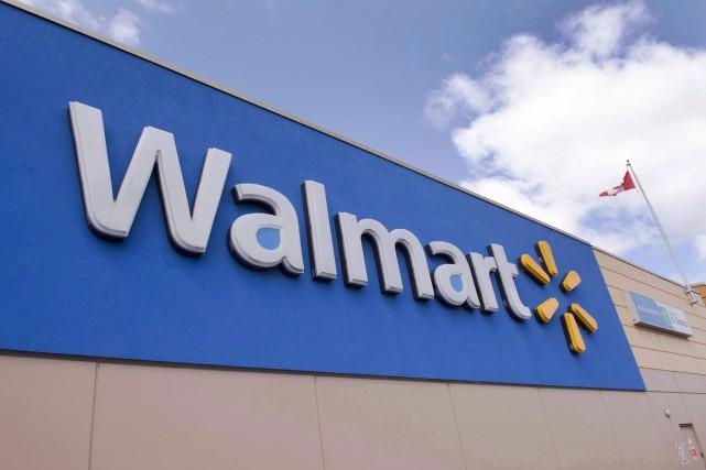 Après des mois de négociations, Walmart a annoncé,... (Photo Ryan Remiorz, archives La Presse Canadienne)