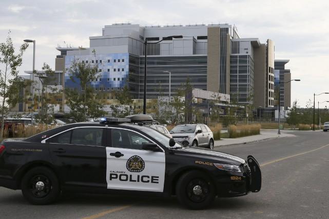 Les policiers n'ont pas révélé de détails sur... (Mike Ridewood, PC)