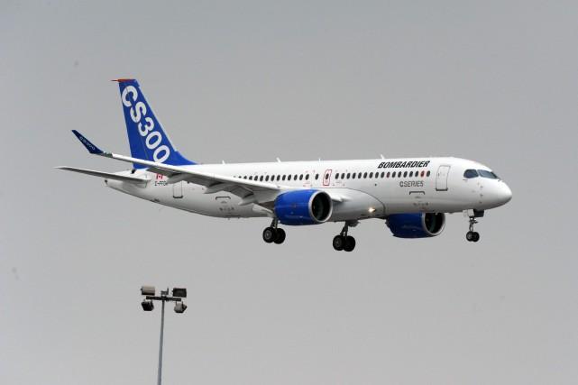 Air Canada a converti mardi en commande ferme la lettre d'intention annoncée en... (PHOTO ARCHIVES AFP)