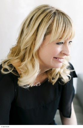 Nathalie Roy... (Fournie par Sarah Scott)