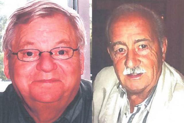 André Mâlo et Michel Tremblay...