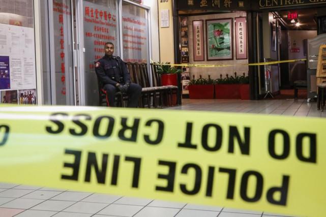Un homme est mort, jeudi, après avoir été poignardé dans une clinique de... (PHOTO PC)