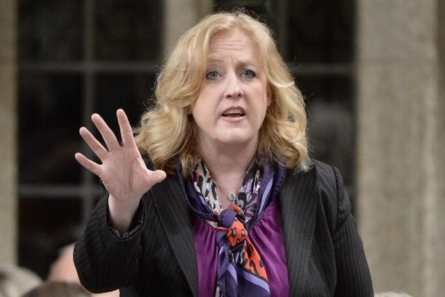 La porte-parole conservatrice en matière de finances, Lisa... (Photo PC)