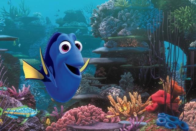 Les 13 années écoulée et entre Trouver DorisetTrouver... (Image fournie par Disney Pixar)