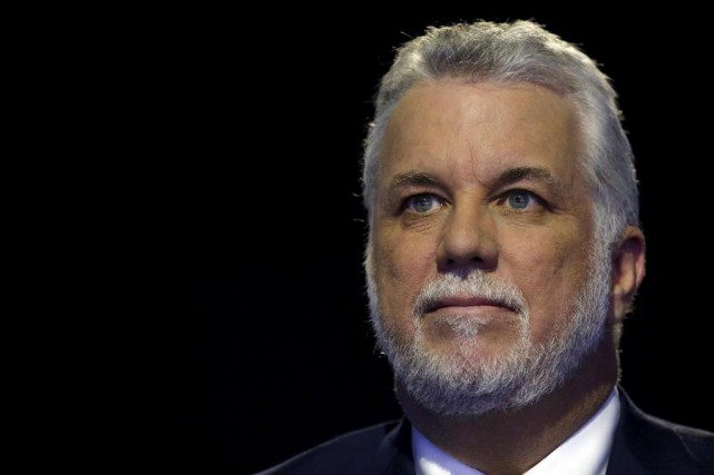 Philippe Couillard... (Photo Stephane Mahe, archives Reuters)