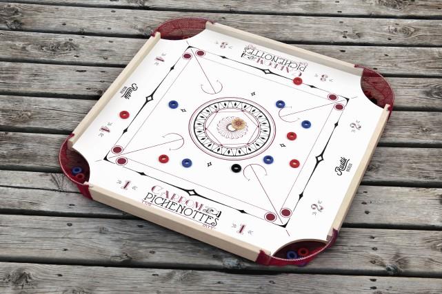 Le jeu de pichenottes, prix suggéré 60 $... (Fournie par Bojeux)