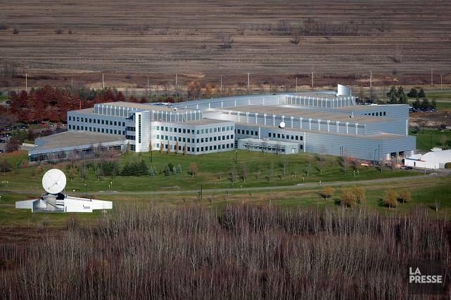 L'Agence spatiale canadienne, à Saint-Hubert.... (PHOTO IVANOH DEMERS, ARCHIVES LA PRESSE)