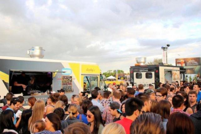 Le festival YUL EAT sera de retour dans le Vieux-Port, du 3 au 5 septembre.... (PHOTO FOURNIE PAR LE FESTIVAL YUL EAT)