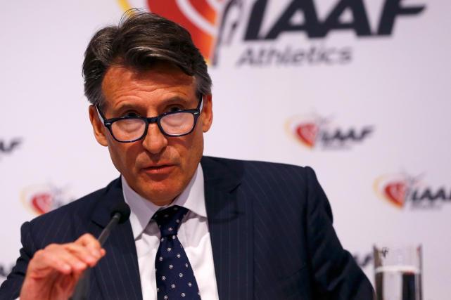 Le président de la Fédération internationale d'athlétisme (IAAF),... (Photo Leonhard Foeger, Reuters)