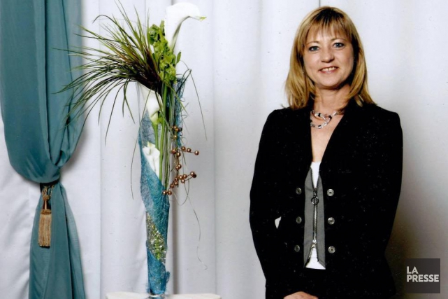 Christiane Vadnais... (Photo fournie par la famille)
