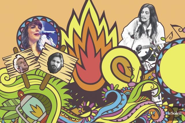 Avec votre guitare et vos amis autour du feu, c'est le temps d'épater la... (Infographie Le Soleil)